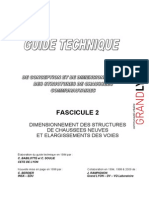 Voirie Guide Conception Structures de Chaussees