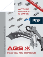 EOAT / End of Arm Tool System Catalog