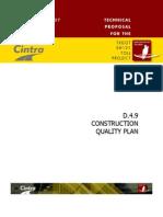 Constr Quality Plan
