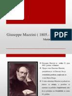 Giuseppe Mazzini ( 1805 prezentacija.pptx