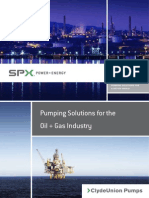 Oil-Gas Industry Brochure