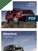 2010 Jeep Patriot eBrochure