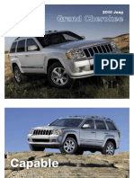 2010 Jeep Grand Cherokee eBrochure