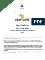 ITC Interrobang Season 2 Case Challenge - Vivel Face Wash