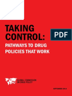 Global Commission Report on Worldwide Drug Policies