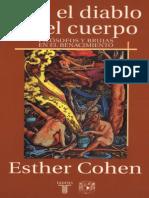 (L)Cohen_Con El Diablo en El Cuerpo - Filósofos y Brujas en El Renacimiento