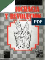 DEMOCRACIA-Y-REVOLUCION Texier.pdf