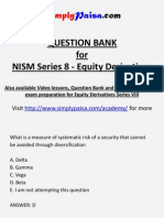 NISM Series VIII Equity Derivatives certification question bank.pptx