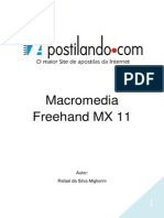 Macromedia Freehand Mx 11