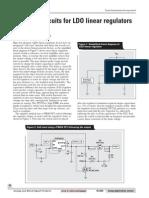 Soft-Start Circuits for LDO Linear Regulators