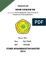 MAKALAH_STATISTIK