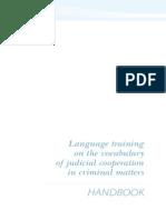 EJTN Linguistics Handbook - Manuel - Eng-FR-eBook