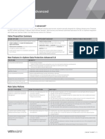 VMware VSphere Data Protection Advanced Cheat Sheet En