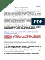 Italcementi Interrogazione Parlamento Europeo Agosto 2014 Risposta Ottobre 2014 (2)