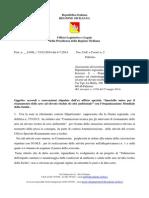 Parere Ull 53 2014 Convenzione Ufficio Speciale-oms