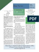 Muslim News 2014 No 23 June