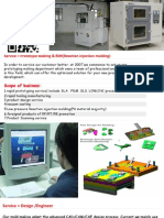 Increase profit by using different process of molding