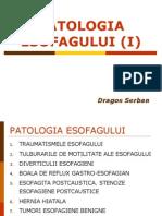 PATOLOGIA+ESOFAGULUI