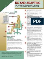 Adjust PC Posture