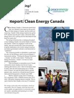 Watt's#49 Report CleanEnergyCanada