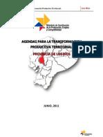 Agenda Para La Transformación Productiva Territorial de Los Ríos.pdf