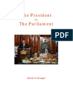 The President vs the Parliament