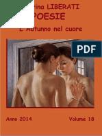 Marina Liberati POESIE Volume 18