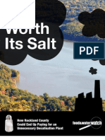 Not Worth Its Salt - Report