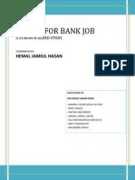 Words for Bank Job_hemal Jamiul Hasan