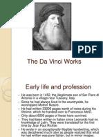 The Da Vinci Works