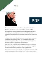 Jawaharlal Nehru.doc