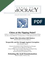 Hillel Fradkin on Arab democracy