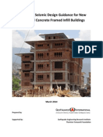 Conceptual Seismic Design Guidance for New Framed Infill Buildings Final