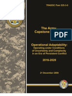 Army Capstone Concept 2009 (Final)