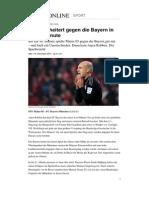 Fussball Bundesliga 17 Spieltag Mainz Bayern