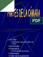 Partes de La Camara
