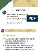 Indrianti KAPITA 01-1314 14. Industri Jasa