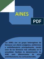 Aines Medicina 2012