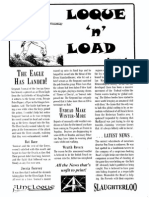 Loque & Load Issue 4 July 2000 for Flintloque