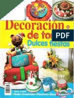Decoración de Tortas Vol. 1