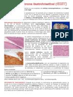 El Tumor de Estroma Gastrointestinal Limpio