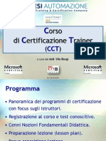 CCT Certificazioni
