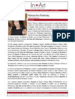Natascha Petrinsky It CV