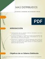 Arquitectura de Sistemas Centralizados Descentralizados e Hibridas