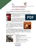 Avicola Dioxido Cloro