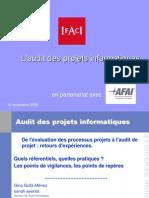 Audit Des Projets Informatiques1204