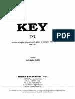 Madina Book3 English Key