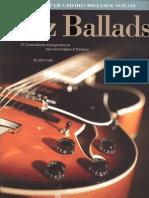 Jazz Guitar Chord Melody