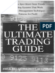 John Hill, George Pruitt - The Ultimate Trading Guide