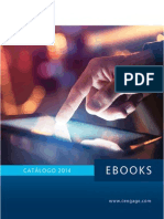 Catalogo eBooks Cengage Learning Junio 2014